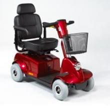 Handicare Fortress 1700DT/TA Electric Mobility Scooter