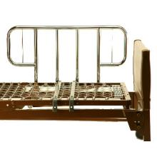 Half Bed Rail Adjustable Hospital Bed Reduced Gap