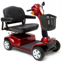 scooter, electric scooter, maxima scooter, three wheel scooter, four wheel scooter, red scooter, blue scooter
